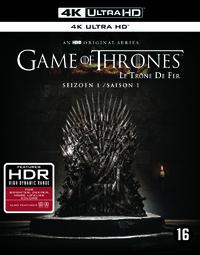 Game Of Thrones - Seizoen 1 (4K Ultra HD En Blu-Ray)-4K Blu-Ray