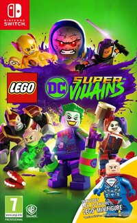 Lego DC Supervillains + Toy-Nintendo Switch
