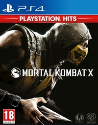 Mortal Kombat X (Hits)-Sony PlayStation 4