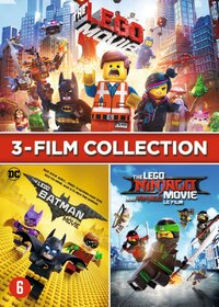 Lego 3-Film Collection-DVD