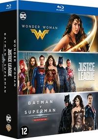 DC Comics Movie Box (3 Films)-Blu-Ray