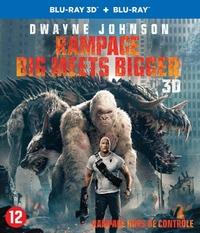 Rampage: Big Meets Bigger (3D Blu-Ray)-3D Blu-Ray