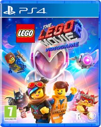 Lego Movie 2-Sony PlayStation 4