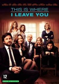 This Is Where I Leave You-DVD