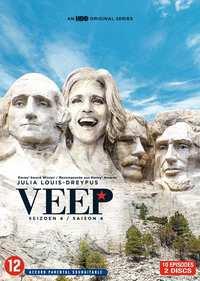 Veep - Seizoen 4-DVD