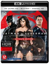 Batman V Superman - Dawn Of Justice (4K Ultra HD En Blu-Ray)-4K Blu-Ray
