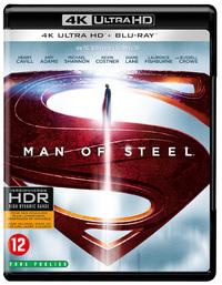 Man Of Steel (4K Ultra HD En Blu-Ray)-4K Blu-Ray