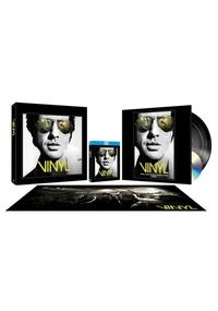 Vinyl - Seizoen 1 (Collectors Edition)-Blu-Ray