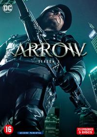 Arrow - Seizoen 5-DVD