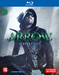 Arrow - Seizoen 1-5-Blu-Ray