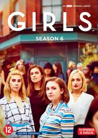 Girls - Seizoen 6-DVD