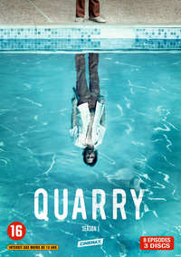 Quarry - Seizoen 1-DVD
