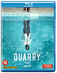 Quarry - Seizoen 1-Blu-Ray