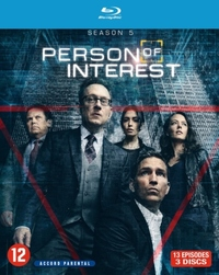 Person Of Interest - Seizoen 5-Blu-Ray