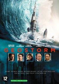 Geostorm-DVD