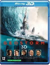 Geostorm-3D Blu-Ray