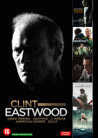 Clint Eastwood - Portrait Collection-DVD