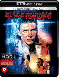 Blade Runner: Final Cut (4K Ultra HD En Blu-Ray)-4K Blu-Ray