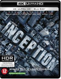 Inception (4K Ultra HD En Blu-Ray)-4K Blu-Ray