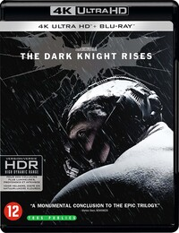 The Dark Knight Rises (4K Ultra HD En Blu-Ray)-4K Blu-Ray