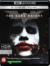 The Dark Knight (4K Ultra HD En Blu-Ray)-4K Blu-Ray