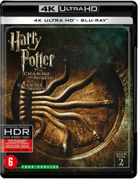 Harry Potter 2 - De Geheime Kamer-4K Blu-Ray