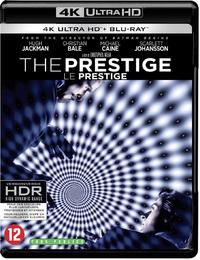 The Prestige (4K Ultra HD En Blu-Ray)-4K Blu-Ray