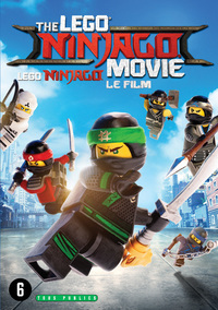 The Lego Ninjago Movie-DVD
