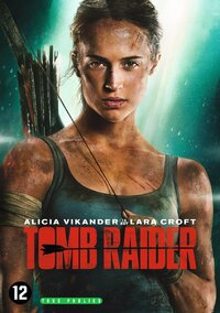 Tomb Raider (2018)-DVD