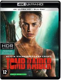 Tomb Raider (2018) (4K Ultra HD En Blu-Ray)-4K Blu-Ray