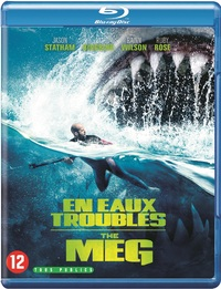 The Meg SBD-Blu-Ray