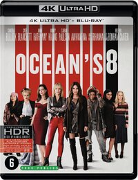 Ocean's Eight-4K Blu-Ray