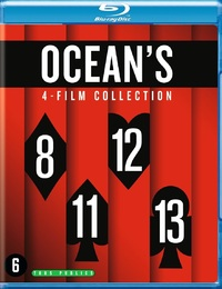 Ocean's Collection-Blu-Ray