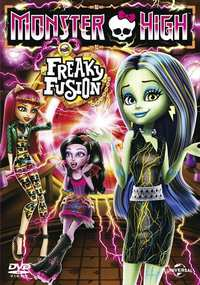 Monster High - Freaky Fusion-DVD