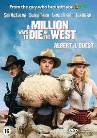 A Million Ways To Die In The West-DVD