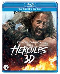 Hercules (3D En 2D Blu-Ray)-3D Blu-Ray