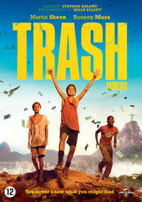 Trash-DVD