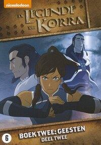 De Legende Van Korra - Boek 2 - Geesten Deel 2-DVD