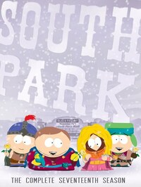 South Park - Seizoen 17-DVD