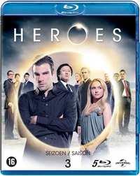 Heroes - Seizoen 3-Blu-Ray