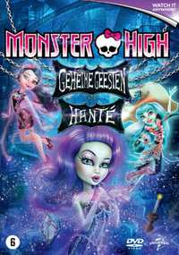 Monster High - Geheime Geesten-DVD