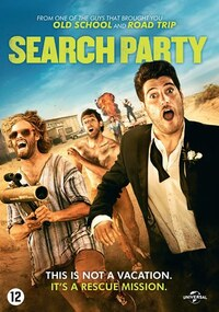 Search Party-DVD