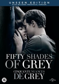 Fifty Shades Of Grey-DVD