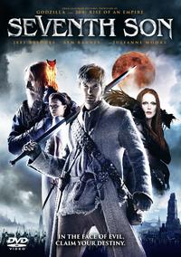 Seventh Son-DVD
