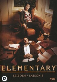 Elementary - Seizoen 2-DVD
