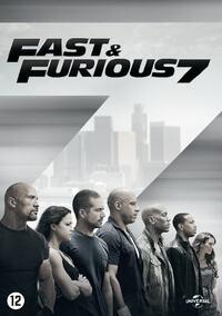 Fast & Furious 7-DVD