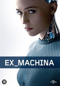 Ex Machina-DVD