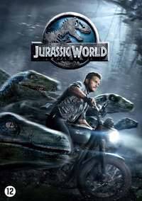 Jurassic World-DVD