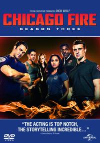 Chicago Fire - Seizoen 3-DVD