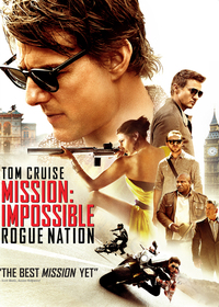 Mission Impossible 5 - Rogue Nation-DVD
